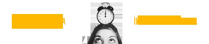Vreme je da imate vremena